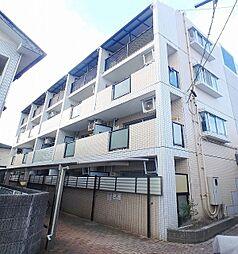 福岡県福岡市城南区田島4丁目の賃貸マンションの外観