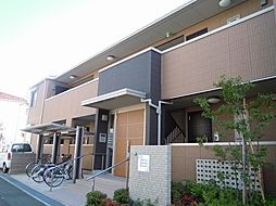 Apple House WADA[1階]の外観