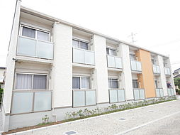 神奈川県座間市緑ケ丘2丁目の賃貸アパートの外観