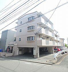 福岡県福岡市城南区田島3丁目の賃貸マンションの外観