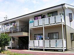 愛知県知立市西2丁目の賃貸アパートの外観