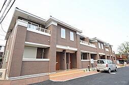 JR青梅線 昭島駅 バス15分 残堀南下車 徒歩2分の賃貸アパート
