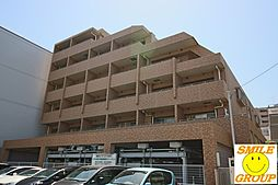 千葉県市川市行徳駅前1丁目の賃貸マンションの外観