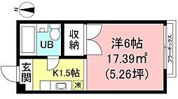 【敷金礼金0円!】小澄荘A