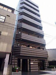神奈川県横浜市南区新川町2の賃貸マンションの外観