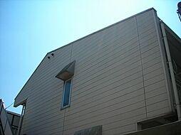 大阪府豊中市庄内西町4丁目の賃貸アパートの外観