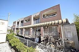 東武東上線 川越駅 バス26分 上中下車 徒歩5分の賃貸アパート