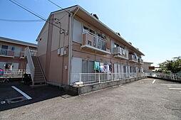大阪府箕面市白島2丁目の賃貸アパートの外観