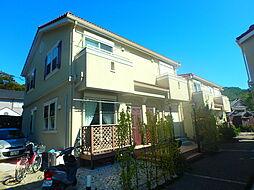 神奈川県川崎市麻生区王禅寺東5丁目の賃貸アパートの外観