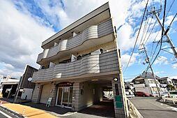 大阪府松原市上田6の賃貸マンションの外観