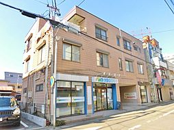 神奈川県大和市西鶴間1丁目の賃貸マンションの外観