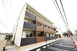 東武東上線 上福岡駅 徒歩20分の賃貸アパート