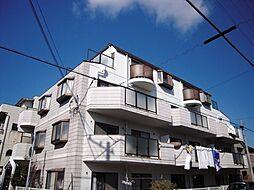 ミクロハイム[2階]の外観