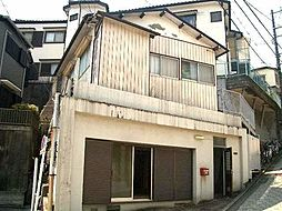 神奈川県横浜市南区中里4丁目の賃貸アパートの外観