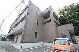 大阪府和泉市唐国町4丁目の賃貸マンションの外観