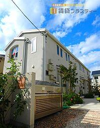 JR総武線 市川駅 徒歩15分の賃貸テラスハウス