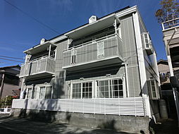 サンライフ野川台[102号室]の外観