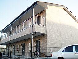 愛知県知立市弘栄3丁目の賃貸アパートの外観