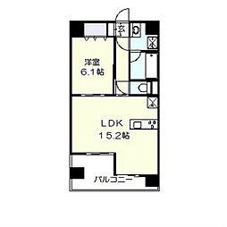 KYOWA HOUSE[1階]の間取り