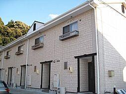 静岡県袋井市春岡の賃貸アパートの外観