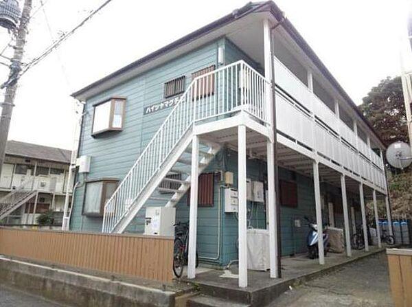ハイツヤマグチ 2階の賃貸【神奈川県 / 川崎市多摩区】
