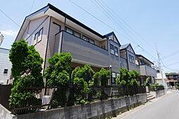 神奈川県綾瀬市深谷南4丁目の賃貸アパートの外観