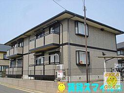 千葉県船橋市印内3丁目の賃貸アパートの外観