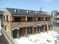 カトレアタウン神松寺[2号室]の外観