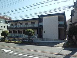 埼玉県さいたま市緑区東浦和7丁目の賃貸アパートの外観