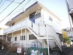 神奈川県綾瀬市寺尾西1の賃貸アパートの外観