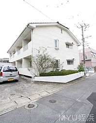 悦美荘[105号室]の外観