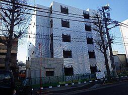 東京都練馬区関町南4丁目の賃貸マンションの外観