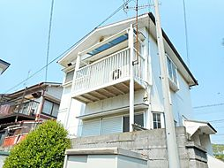 兵庫県神戸市須磨区天神町5丁目の賃貸アパートの外観