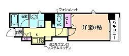 デンクマール65[3階]の間取り
