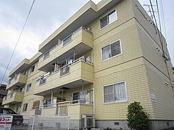 岡山県倉敷市新倉敷駅前2丁目の賃貸マンションの外観