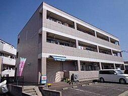 愛知県日進市赤池3丁目の賃貸マンションの外観