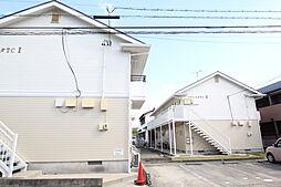 愛知県豊橋市牟呂中村町の賃貸アパートの外観