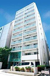 東京都港区元赤坂1丁目の賃貸マンションの外観