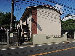 北鎌倉グリーンハイツA[203号室]の外観