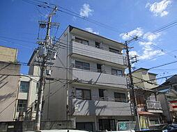 パインハイツ新大阪[4階]の外観