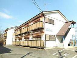 埼玉県入間郡毛呂山町南台5の賃貸アパートの外観