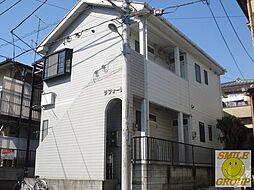 千葉県浦安市猫実5丁目の賃貸アパートの外観