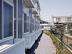愛知県豊田市高上2丁目の賃貸アパートの外観