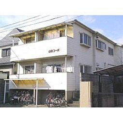 山田コーポ[203号室]の外観