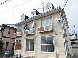 神奈川県横浜市瀬谷区橋戸1丁目の賃貸アパートの外観