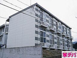 愛知県蒲郡市大塚町蔵屋敷の賃貸アパートの外観