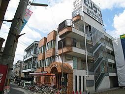 ロータリーマンション萱島[4階]の外観