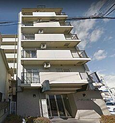 東京都小金井市東町4丁目の賃貸マンションの外観
