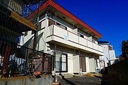 ドーム晋産[2階]の外観