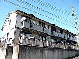 パークサイドハイツ桂台A棟[2階]の外観
